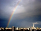 Ranbow over Shard of Glass London