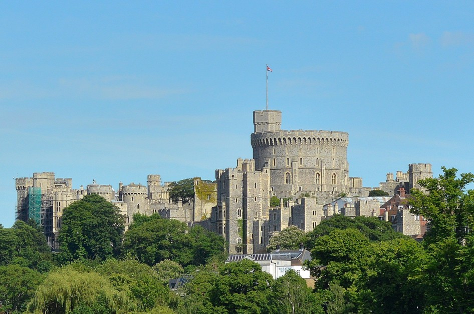 Windsor Castle →