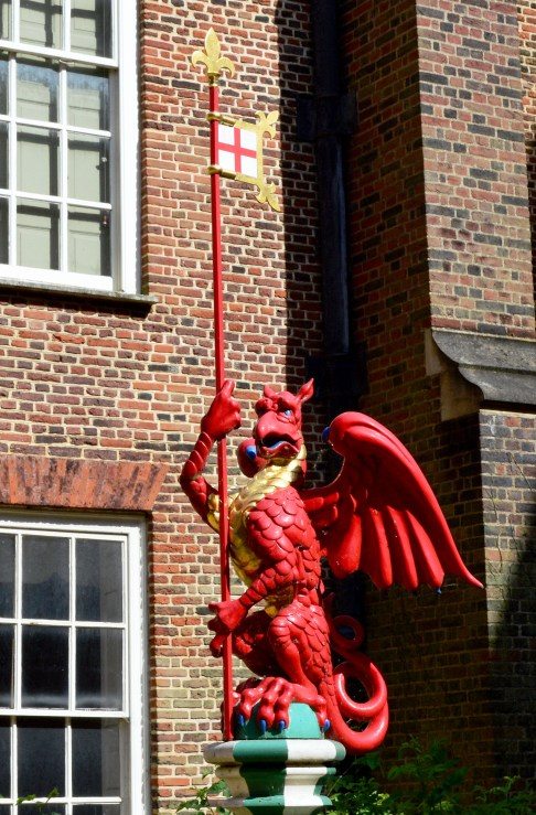 Griffin - Hampton Court