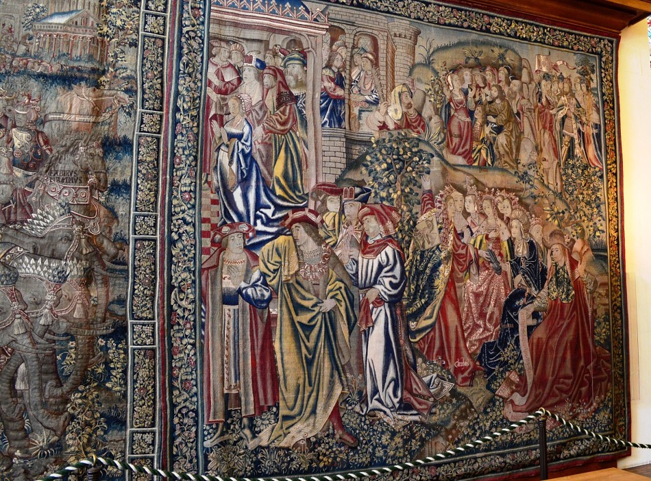 Tapestry - Hampton Court