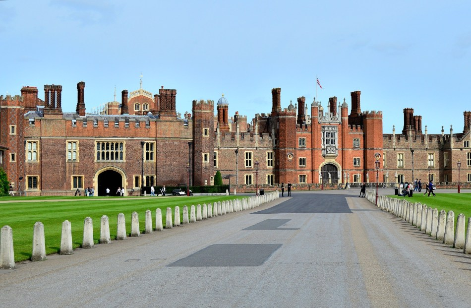 Entrance - Hampton Court