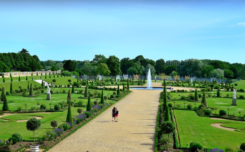 Garden - Hampton Court