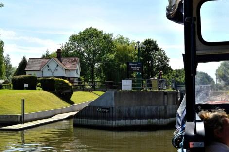 Lock - River - Windsor