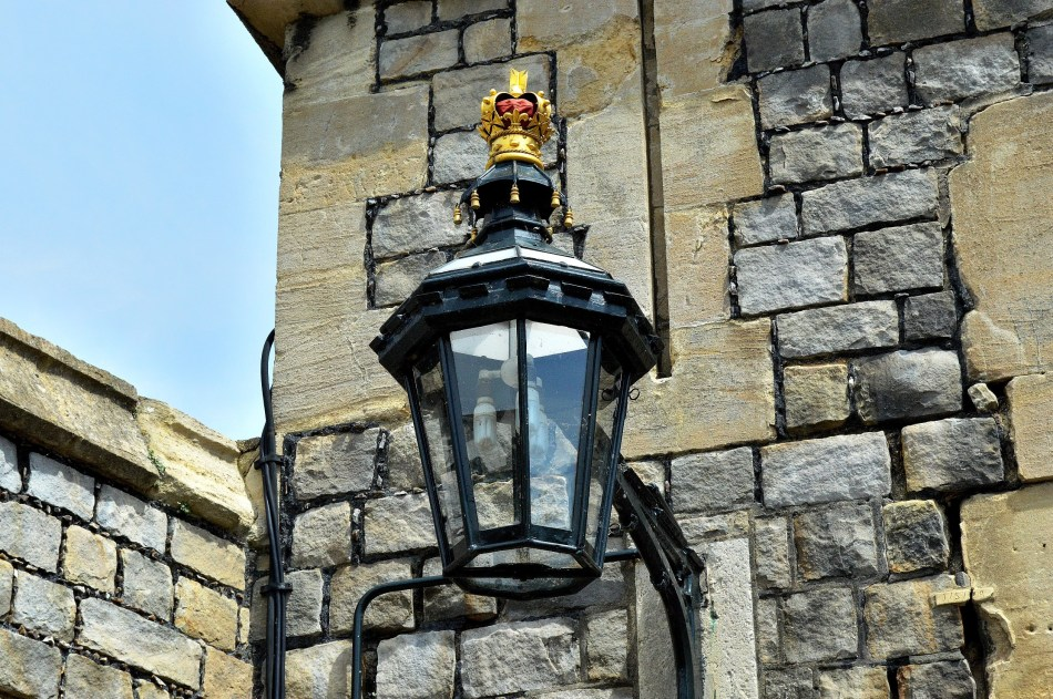 Ornate Lamp - Windsor