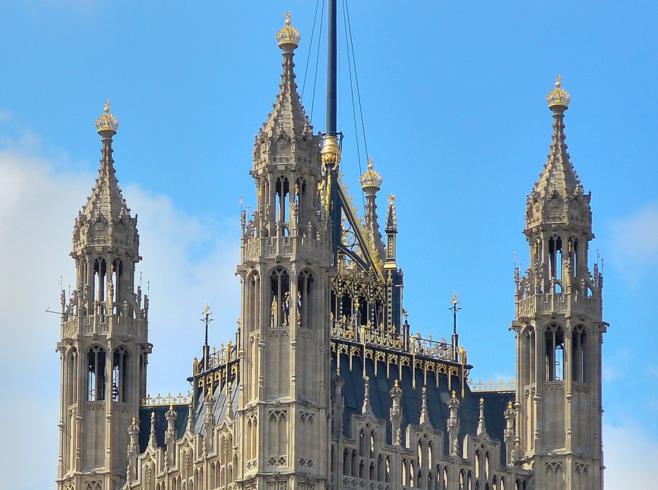 Westminster Turret 2