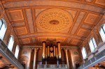 Ceiling - Chapel - Naval College - Greenwich