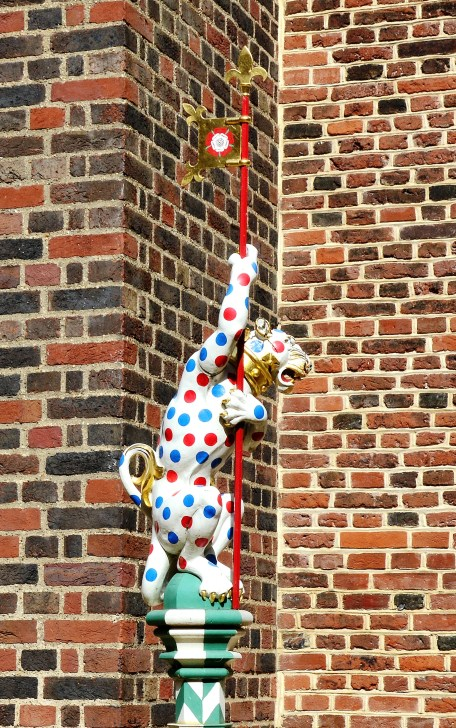 Leopard - Hampton Court