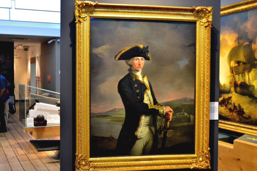 Lord Nelson - Maritime Museum.