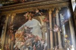 Painting - Painted Hall - Naval College - Greenwich