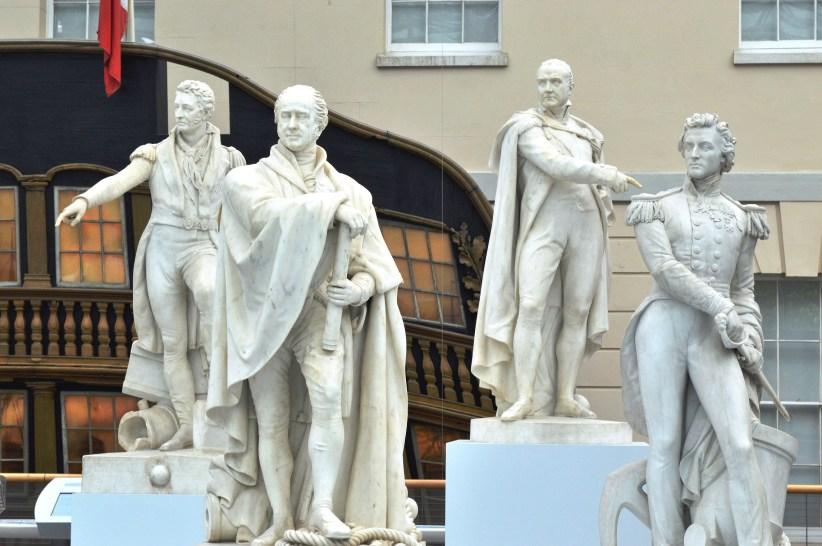 Statues - Maritime Museum