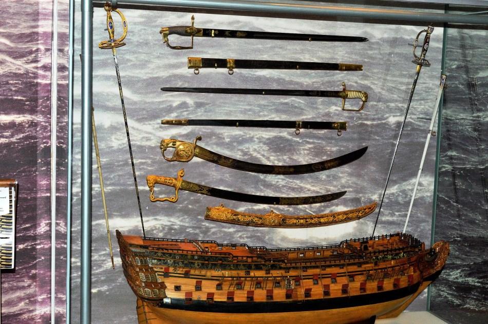 Swords - Maritime Museum.