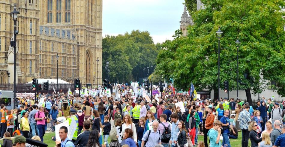 The London Rally, antiphatheon.