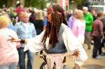 Greenwich Festival Characters Jack Sparrow