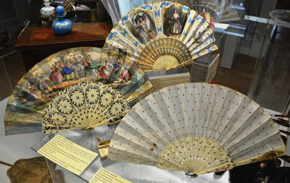 Greenwich Fan Museum Fan Collection