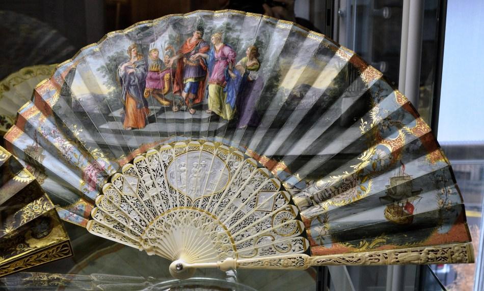 Greenwich Fan Museum Fan 1