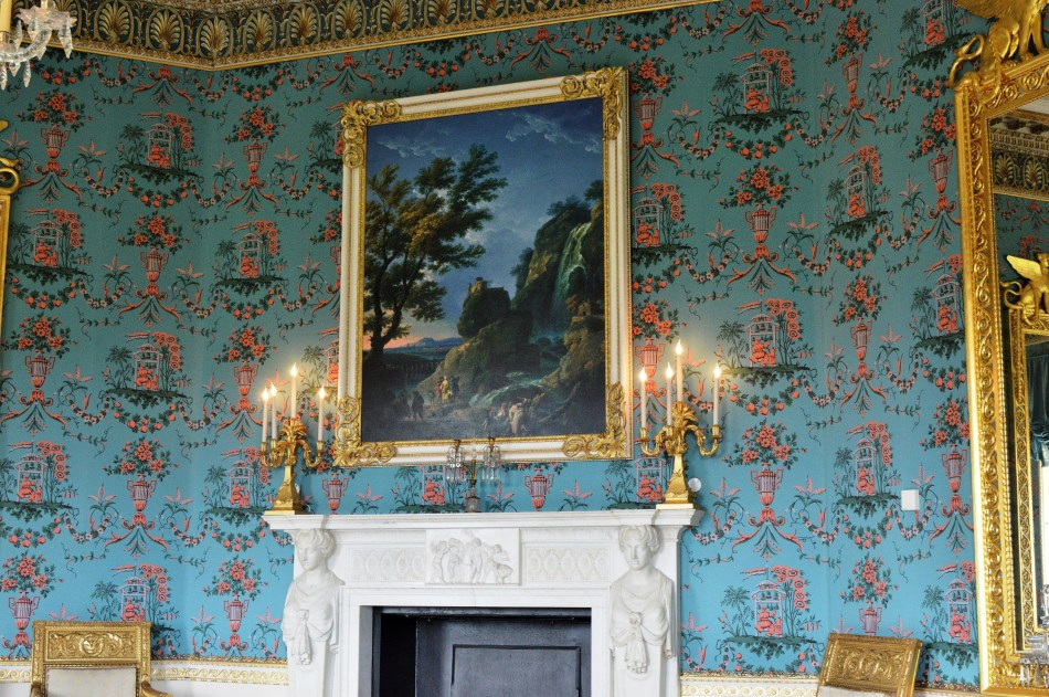Danson House - Blue Room 3