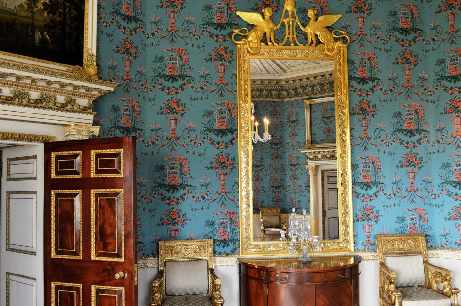 Danson House - Blue Room 2