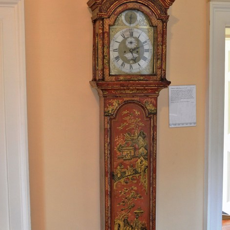 Clock - Danson House