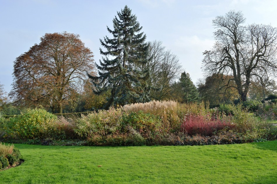 Old English Garden - Danson House
