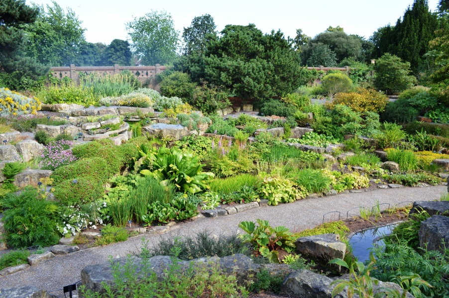 Kew Gardens Rockery