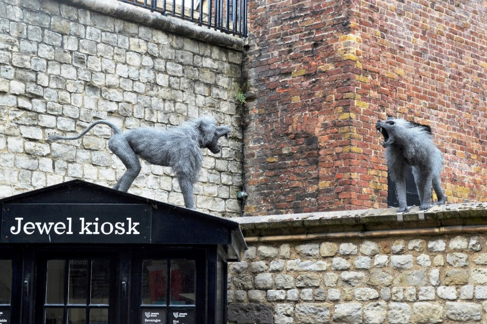 Tower of London - Apes