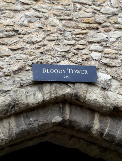 Tower of London - Bloody Tower