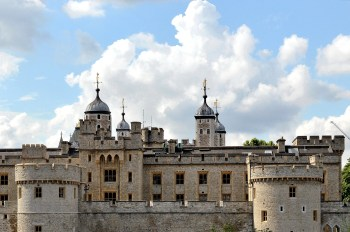 Tower of London - Outside