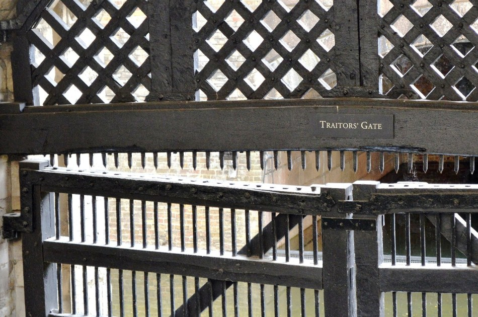 Tower of London - Traitors Gate