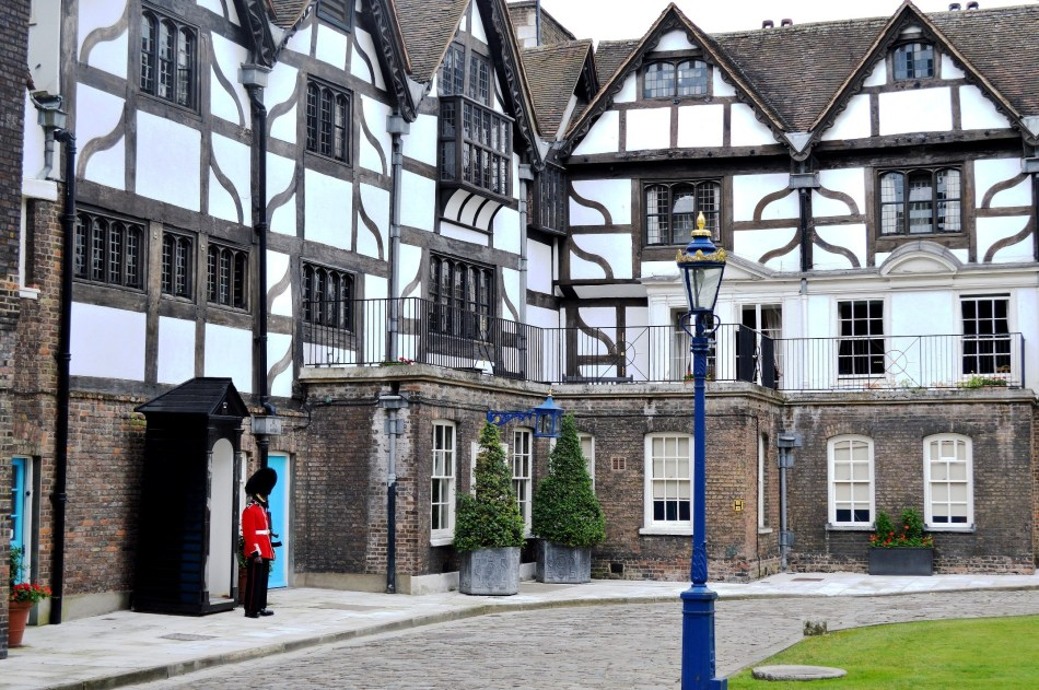 Tower of London - Tudor
