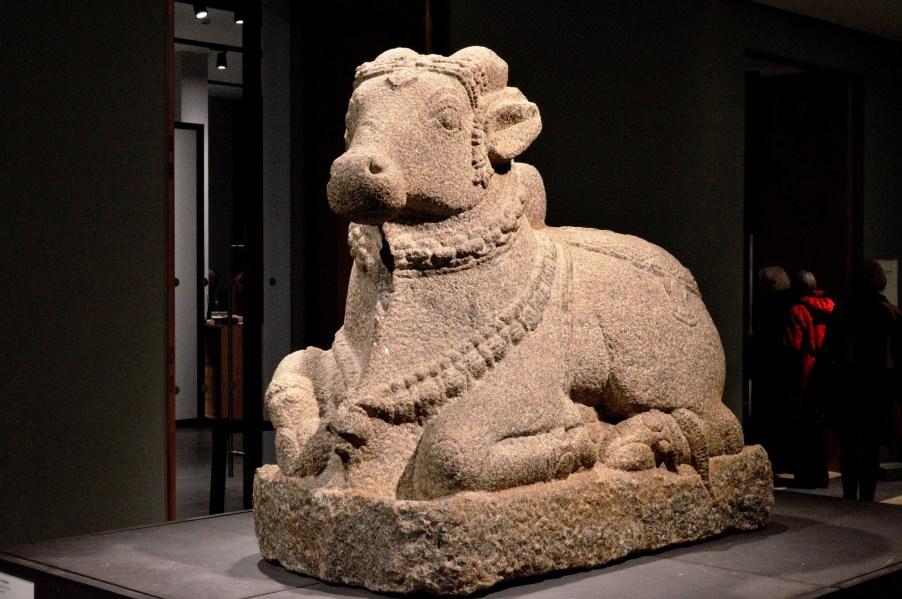 British Museum - Cow