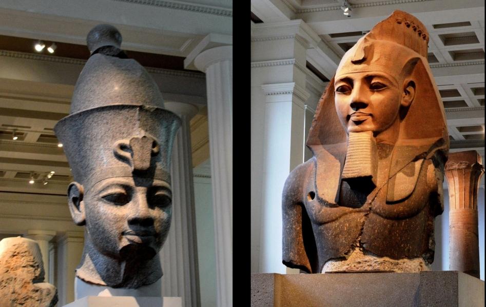 British Museum - Heads