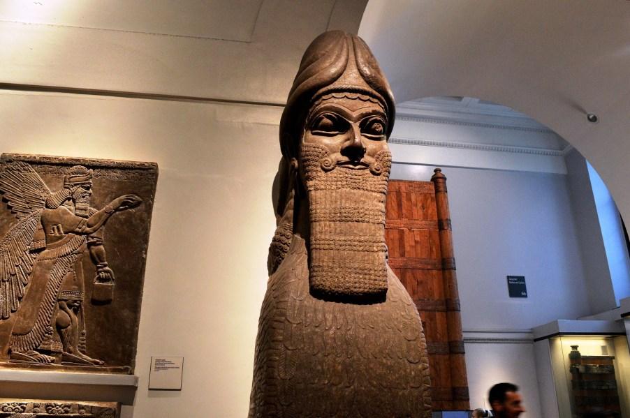 British Museum - Statue 1