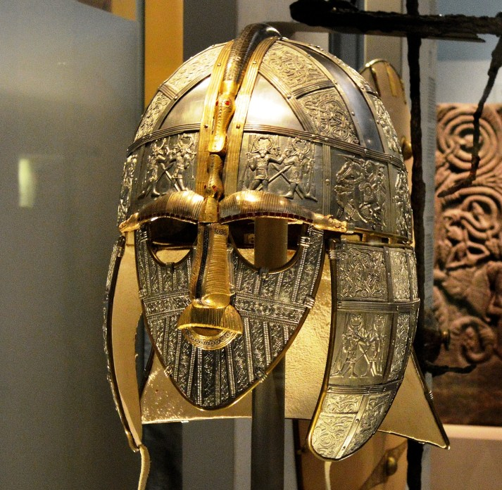 Sutton Hoo Treasure Freed From Time