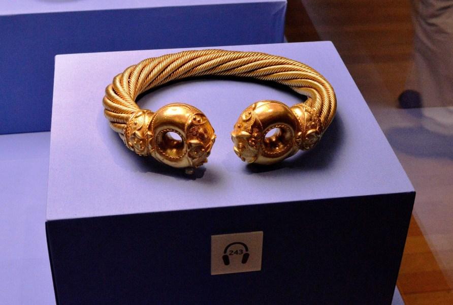 British Museum - Torc