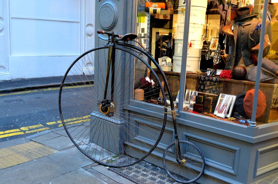 Peny Farthing Bicycle