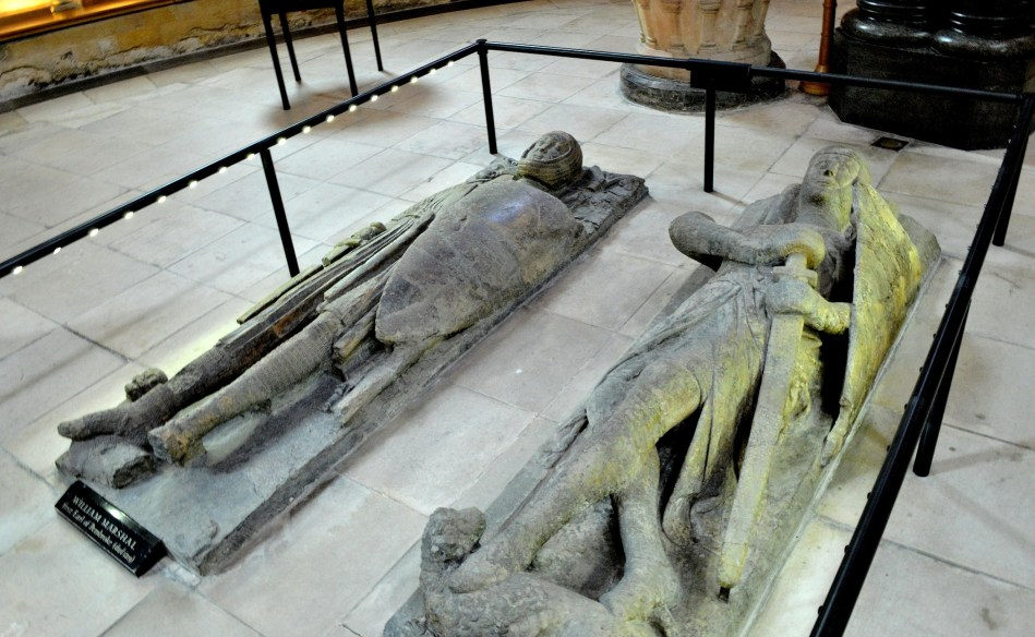Temple Church Effigy 1