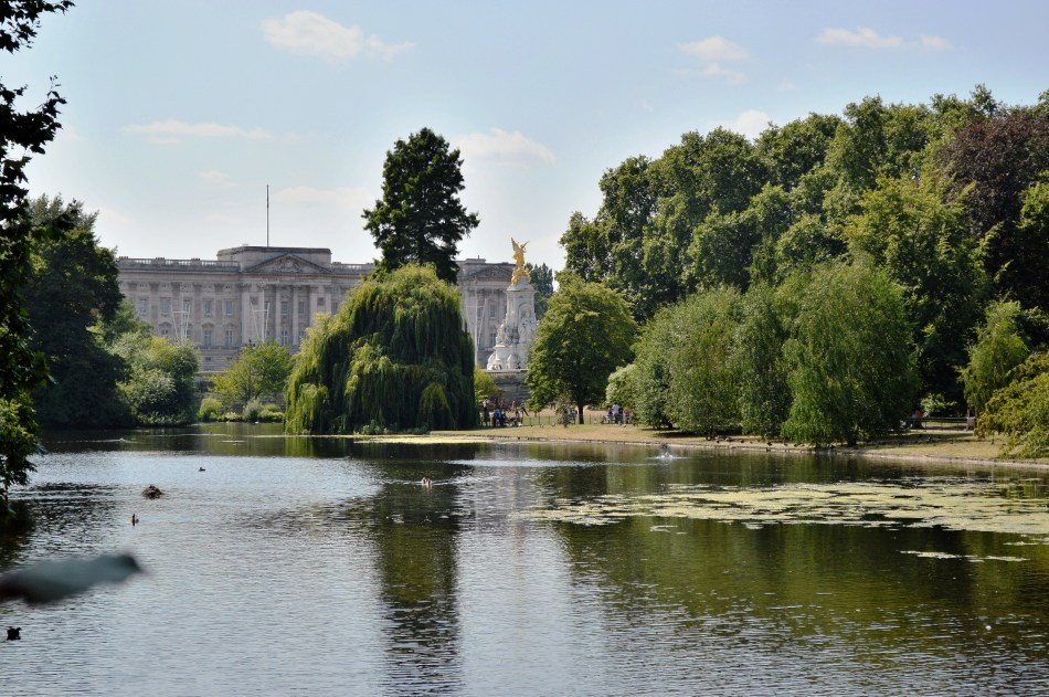 St James park - Buckingham Palace 1