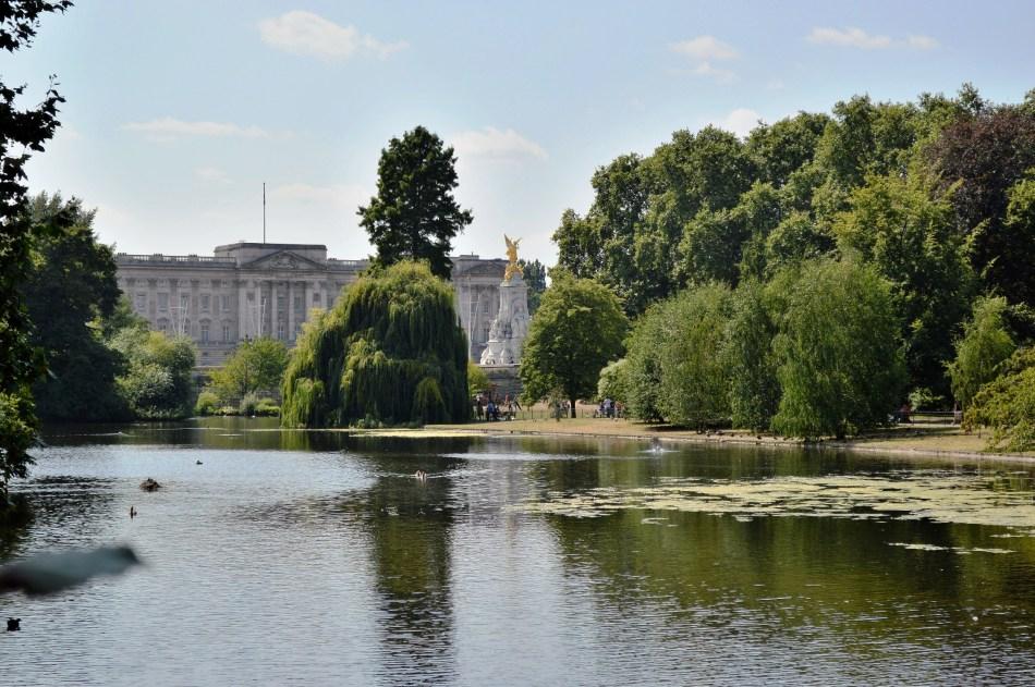 St James park - Buckingham Palace 1