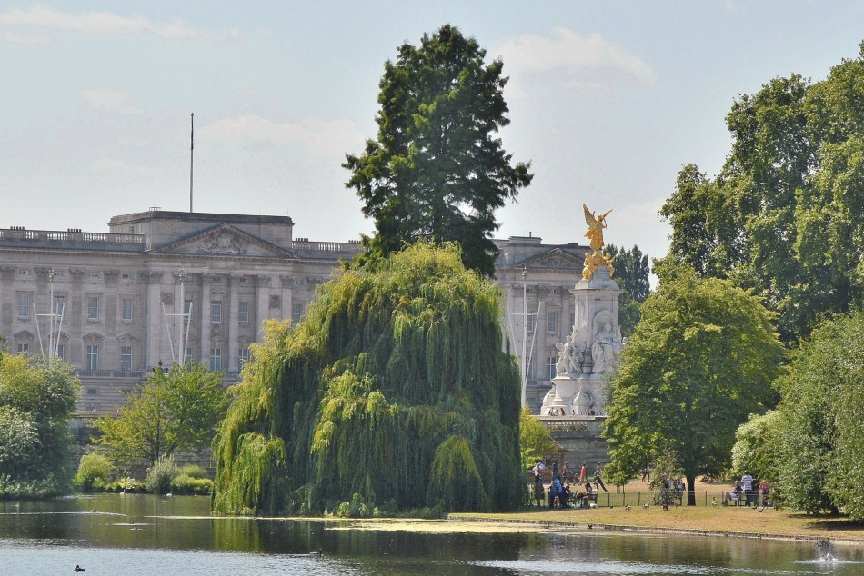 St James park - Buckingham Palace 2