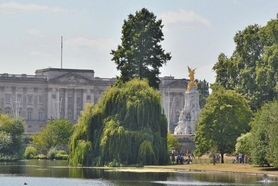 St James park - Buckingham Palace 2