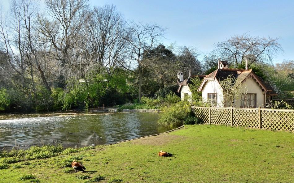 St St James Park - Cottage