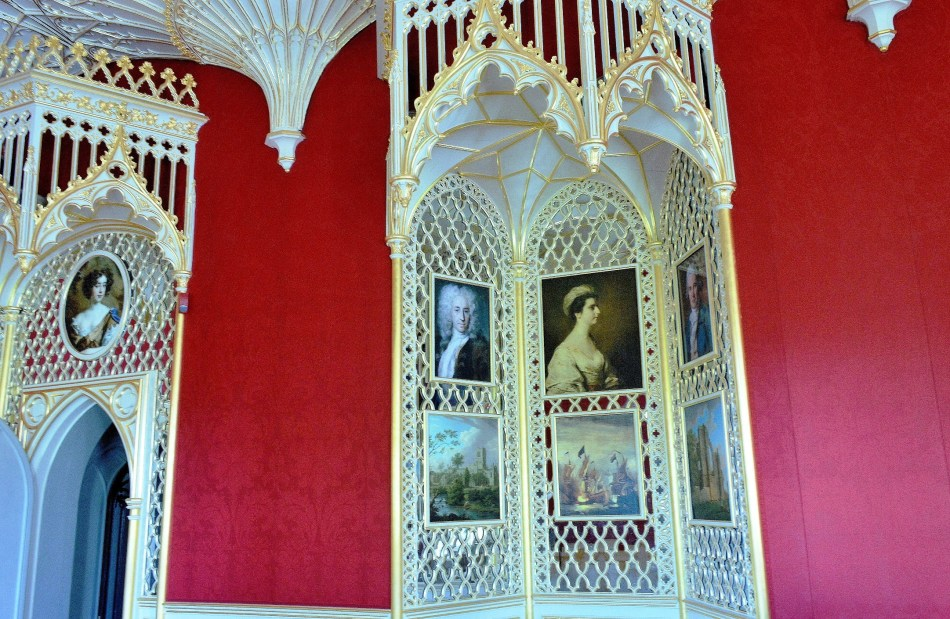 Strawberry Hill House - Alcove 1