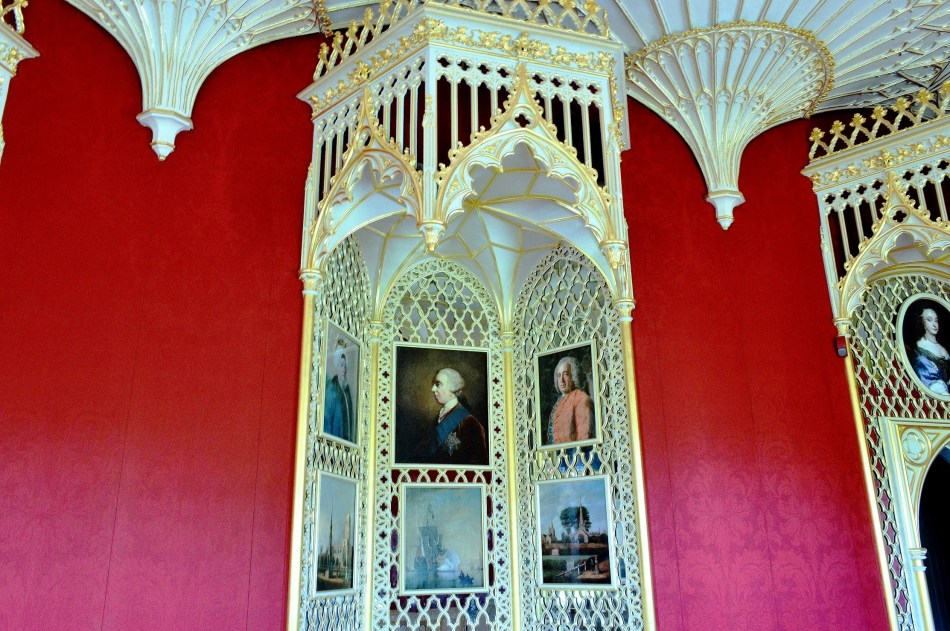 Strawberry Hill House - Alcove 2