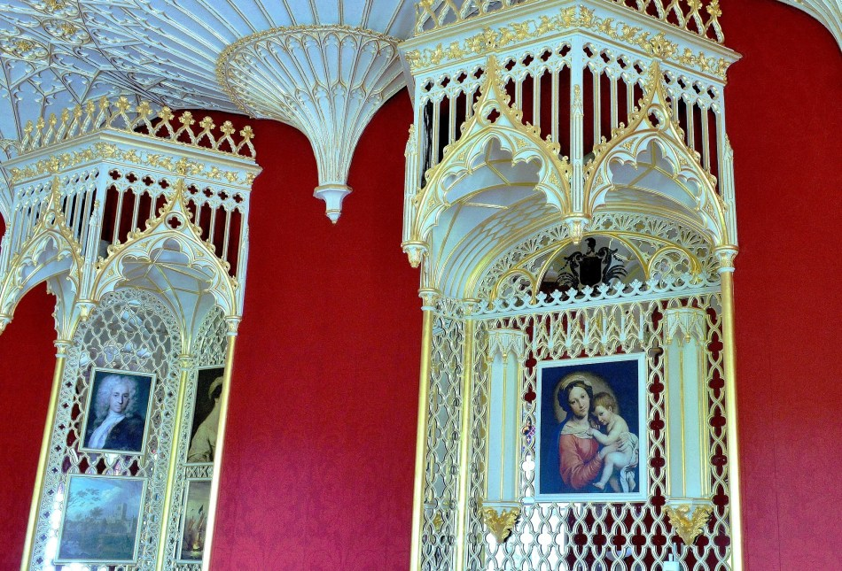 Strawberry Hill House - Alcove 3