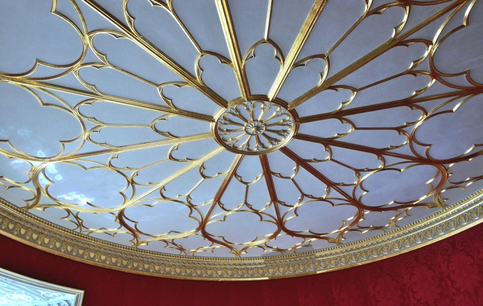 Strawberry Hill House - Ceiling 2