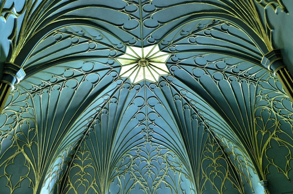 Strawberry Hill House - Ceiling 3