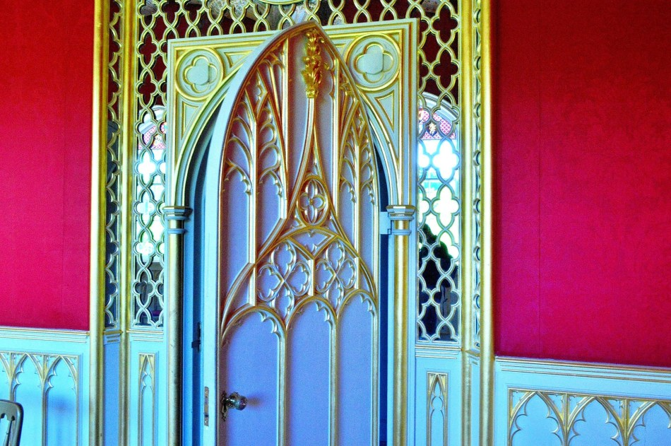 Strawberry Hill House - Door