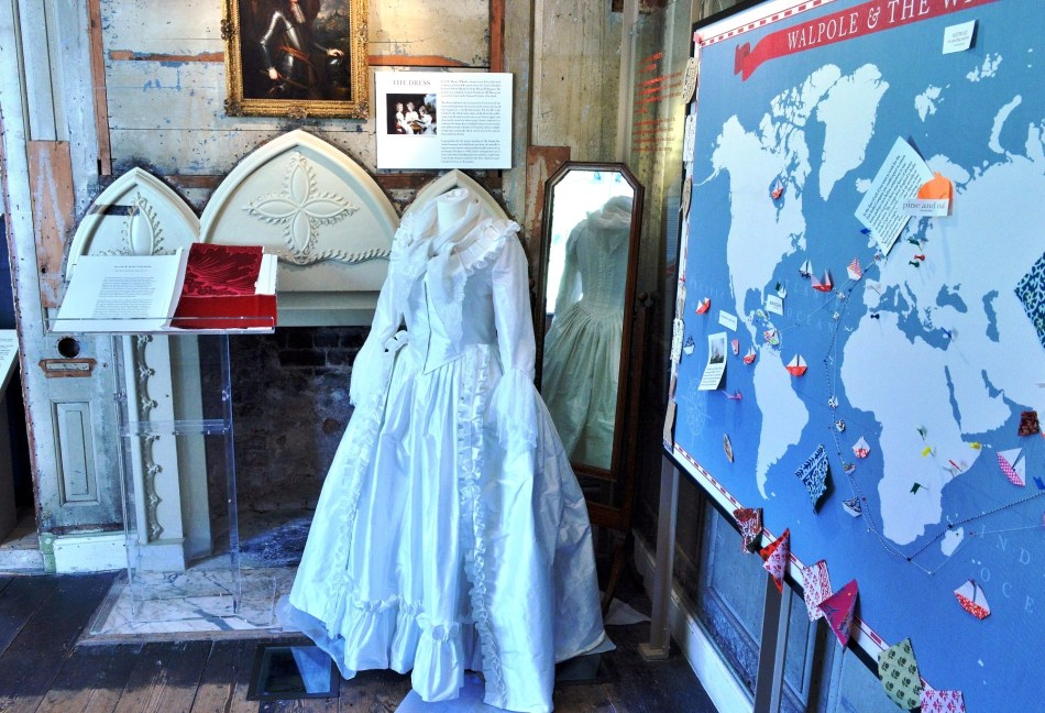 Strawberry Hill House - Dress