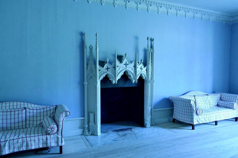 Strawberry Hill House - Fireplace 1
