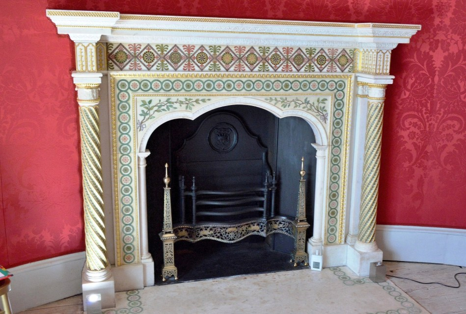 Strawberry Hill House - Fireplace 3